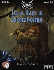 Dark Days in Stoneholme