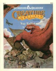 Creature Crucible #2 - Top Ballista