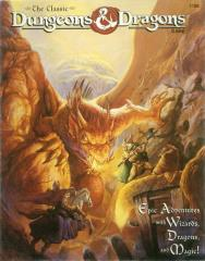 Classic Dungeons and Dragons Game, The