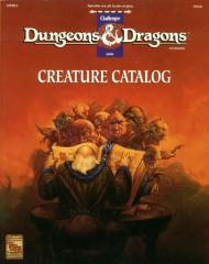 Creature Catalog (2nd Edition)