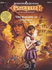 Republic of Darokin, The