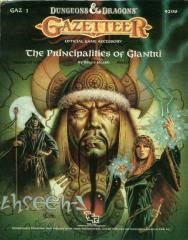 Principalities of Glantri, The
