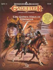 Golden Khan of Ethengar, The