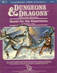 Quest for the Heartstone