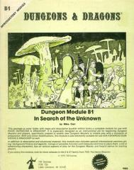 In Search of the Unknown (1st Printing, Pastel Cover)
