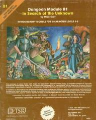 In Search of the Unknown (4th+ Printing, Brown Cover)