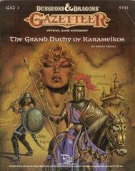 Grand Duchy of Karameikos, The