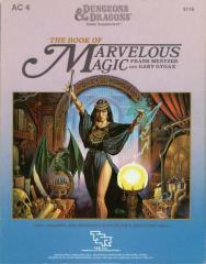 Book of Marvelous Magic, The