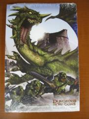 Dungeons & Dragons Miniatures Postcard