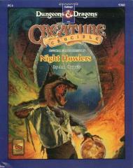 Creature Crucible #4 - Night Howlers
