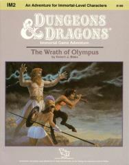 Wrath of Olympus, The