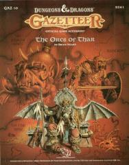 Orcs of Thar, The