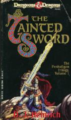 Penhaligon Trilogy #1 - The Tainted Sword