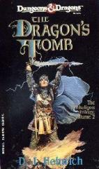 Penhaligon Trilogy #2 - The Dragon's Tomb