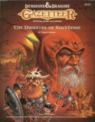 Dwarves of Rockhome, The