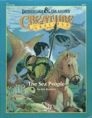Creature Crucible #3 - The Sea People