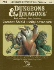 Combat Shield and Mini-Adventure