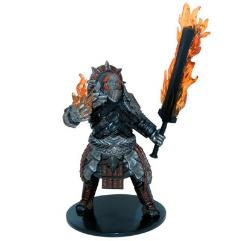 Fire Giant w/Flaming Sword (U)