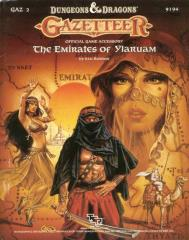 Emirates of Ylarum, The