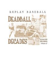 Diamond Decades Vol. 2 - Deadball Decades