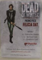 Dead of Winter - Promo Pack, Felicia Day