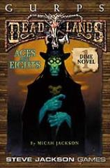 Dime Novel #1 - Aces and Eights