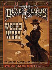Deadlands - Weird West