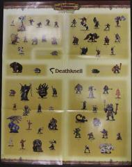 Deathknell Checklist Poster
