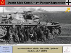 Death Ride Kursk - 3rd Panzer Expansion (1st Edition)