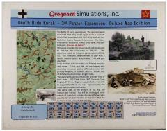 Death Ride Kursk - 3rd Panzer Expansion (Deluxe Map Edition)
