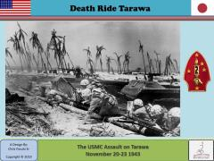 Death Ride - Tarawa