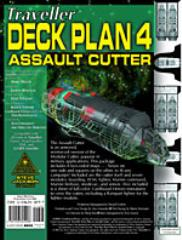 Deck Plans #4 - Assault Cutter