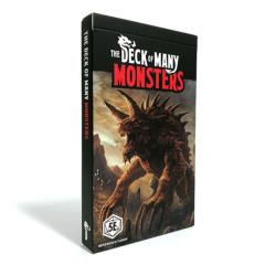 Deck of Many Monsters, The