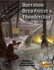 Top Secret - New World Order, Operation Deep Freeze & Thunderclap