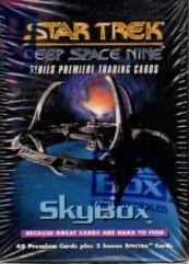 Deep Space Nine - Series Premiere Trading Cards