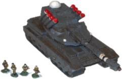 Degaul Mark V Tank