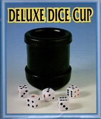 Deluxe Dice Cup - 3 1/4""