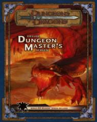 Deluxe Dungeon Master's Screen 3.5 w/d20 Modern Screen