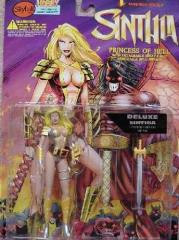 Sinthia - Princess of Hell, Deluxe Sinthia (Limited Edition)