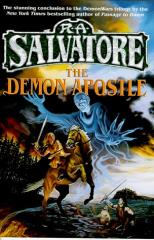 DemonWars Saga, The #3 - The Demon Apostle