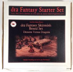 D12 Fantasy Starter Set - Demons vs. Dragons