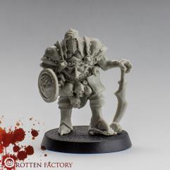 Demon Warrior #4