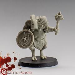 Demon Warrior #2