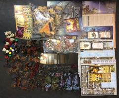 Descent 1st Edition Collection #3 - Base Game + 2 Expansions!