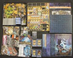 Descent 1st Edition Collection #2 - Base Game + 9 Expansions!