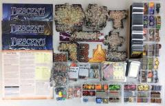 Descent 1st Edition Collection #7 - Base Game + 2 Expansions!
