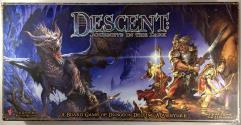 Descent - Journeys in the Dark (1st Edition) w/Painted Figures #2
