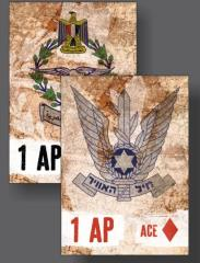 Desert Eagles Card Set