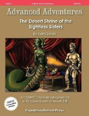 Desert Shrine of the Sightless Sisters, The