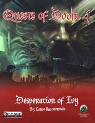 Desperation of Ivy (Pathfinder)
